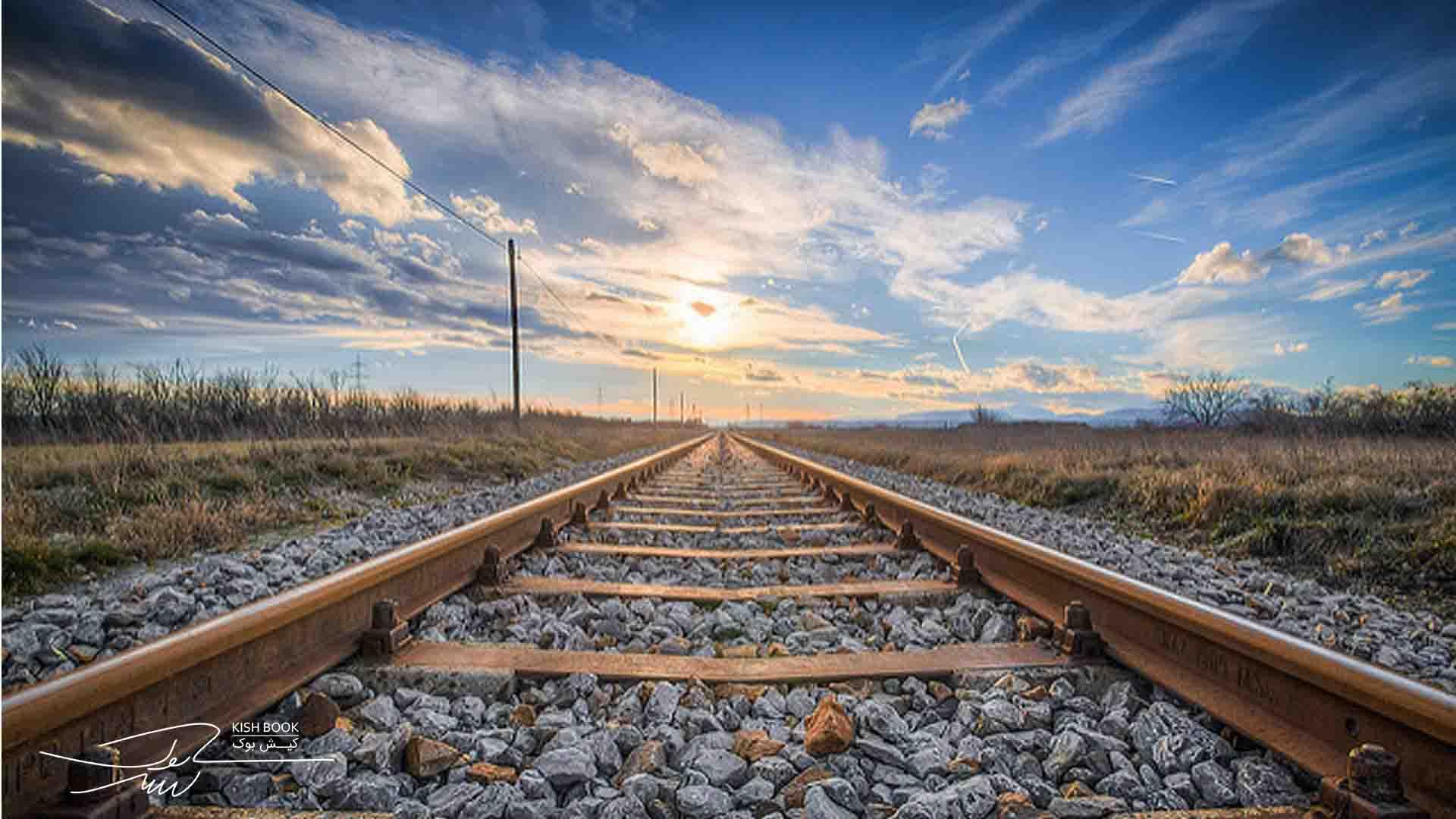 سفر با قطار از اصفهان به کیش
