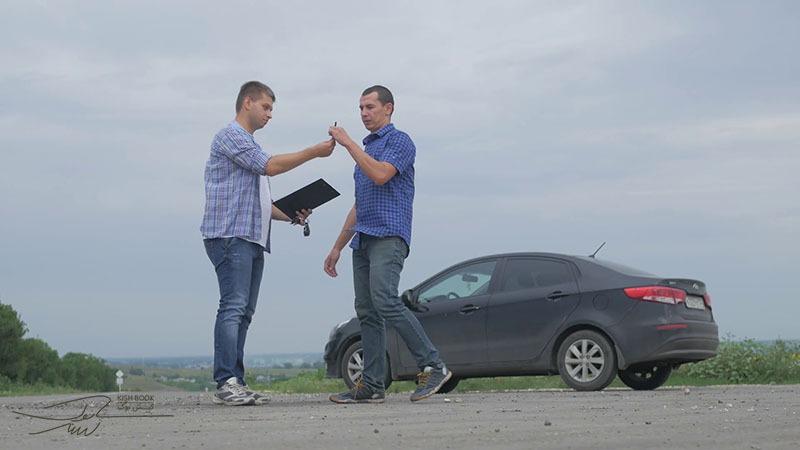 مزایای اجاره ماشین در کیش