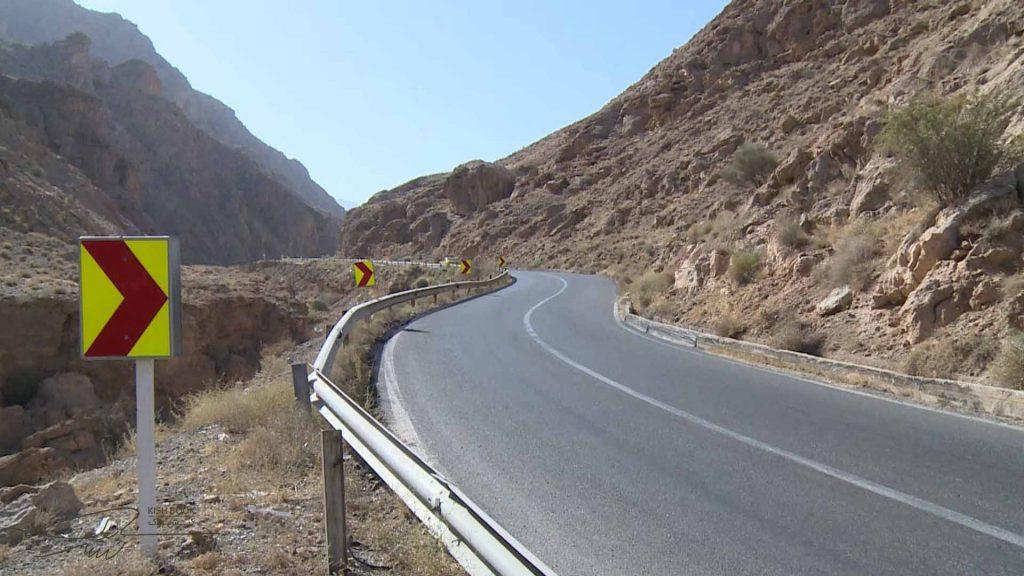 سفر زمینی از شیراز به کیش
