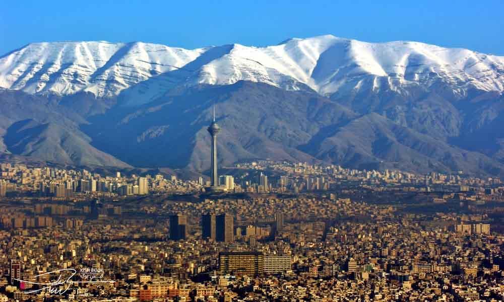 سفر با قطار تبریز به تهران