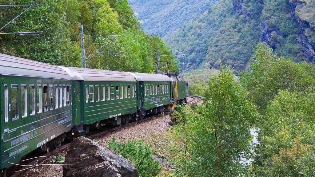 سفر با قطار از تبریز به کیش