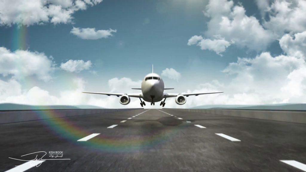 سفر هوایی از تبریز به کیش