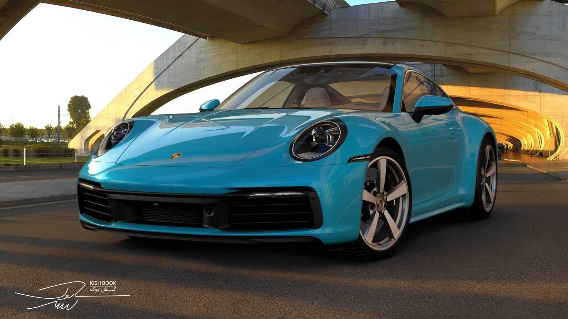محبوب ترین اتومبیل های کیش