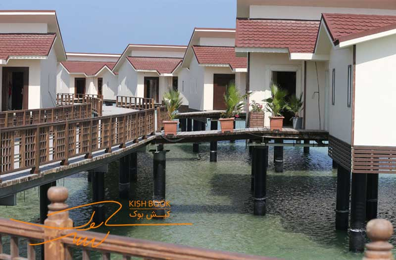 اقامت در کیش برای هتلهای لوکس