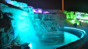 پارک آبشار کیش