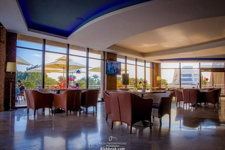 لابی هتل شایان