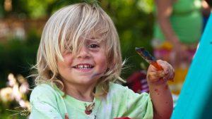 مکاهای تفریحی کیش برای کودکان
