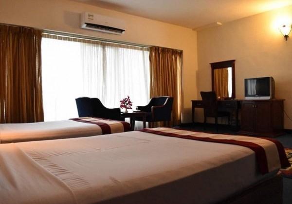 اتاق های هتل ارم کیش