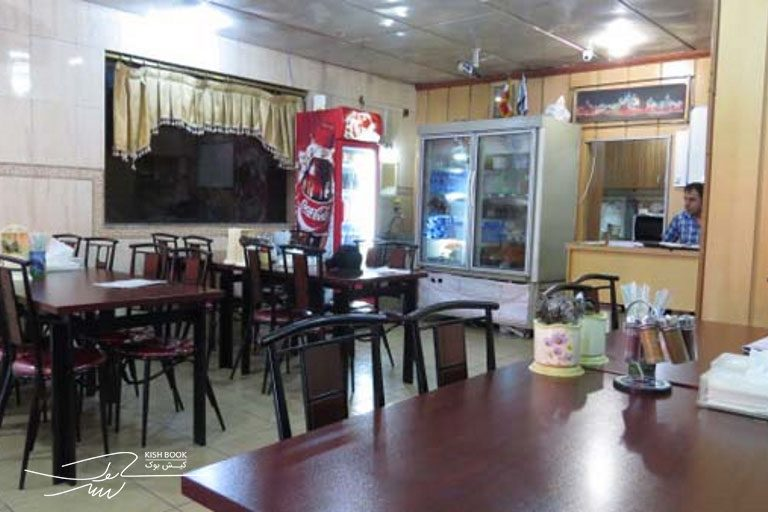 رستوران نمونه کیش