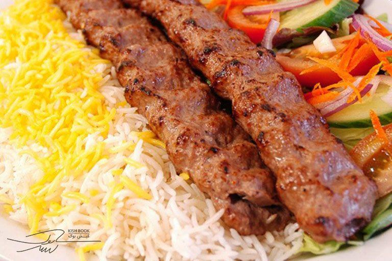رستوران پدیده البرز کیش