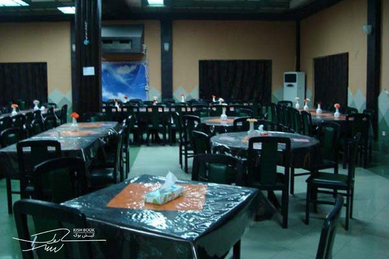 رستوران طیب در کیش