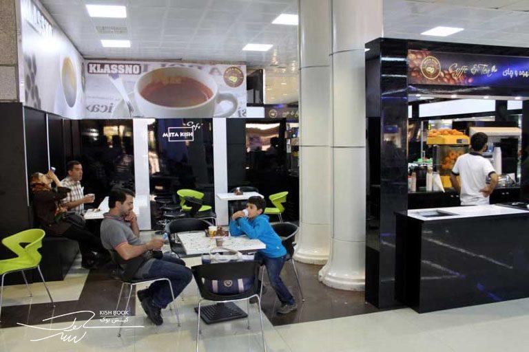 کافی شاپ میتاکیش شعبه فرودگاه بین المللی