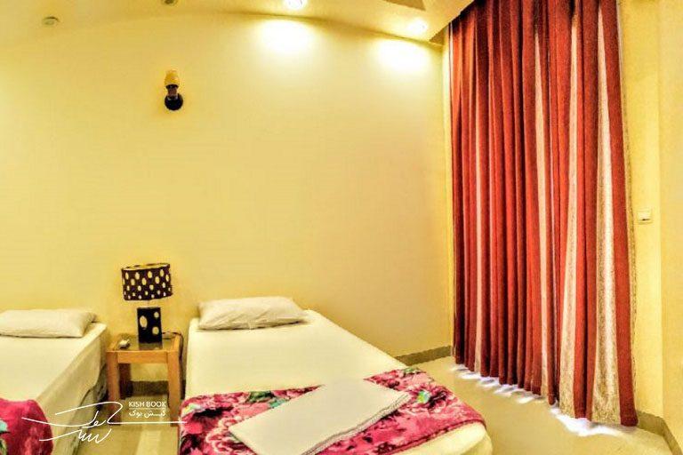 هتل گلستان 1 در کیش