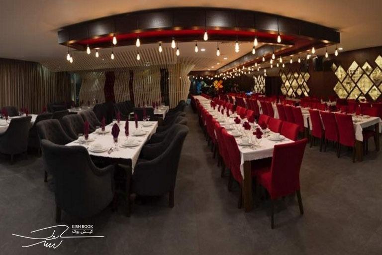 رستوران کرال کیش