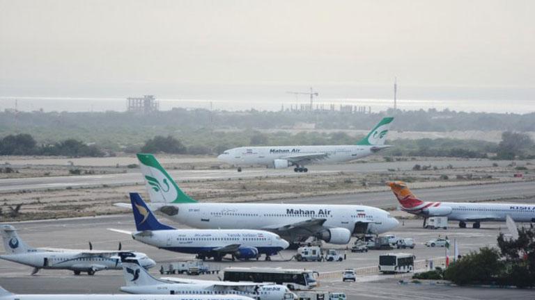 همه چیز درباره فرودگاه بینالمللی کیش