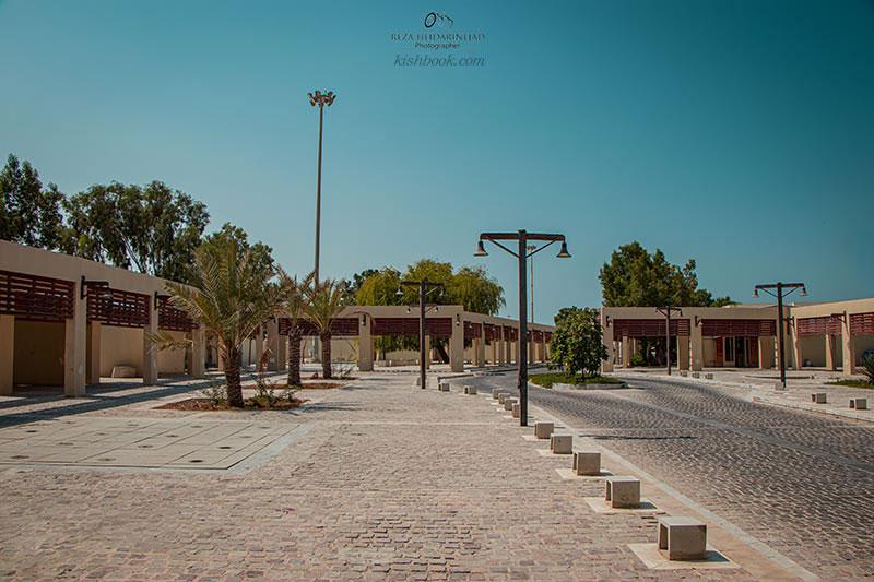 منطقه عرب ها در کیش