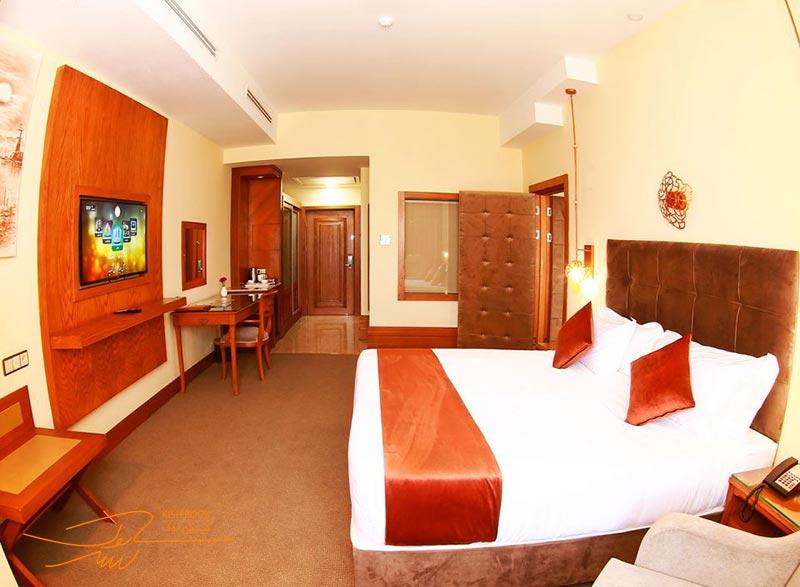هتل های ارزان کیش