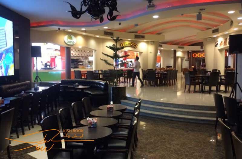 رستوران فودلند در کیش
