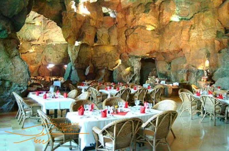 رستوران کوه نور در کیش