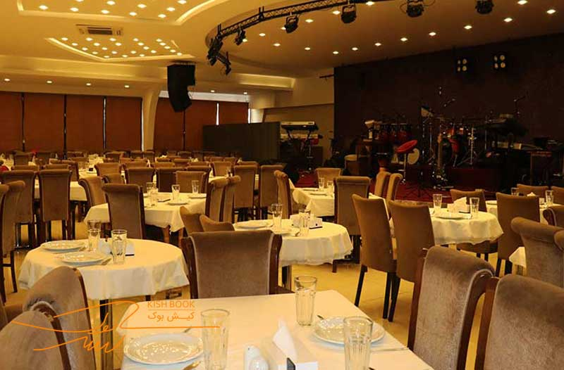 رستوران شاندیز صفدری در کیش