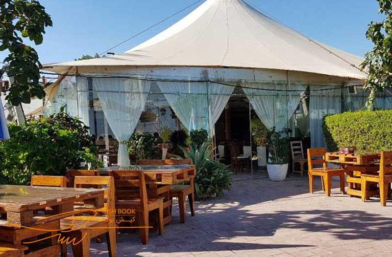 رستوران توتی فروتی در کیش