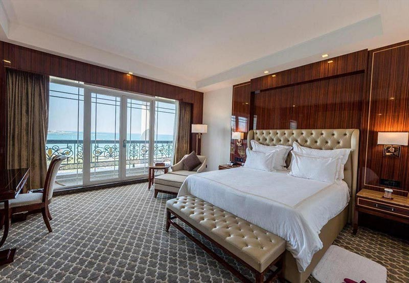 اتاق هتل کیش