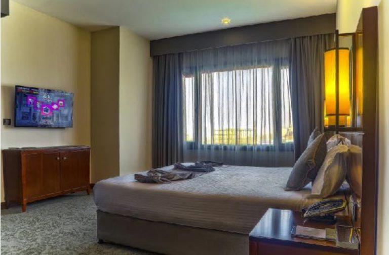 اتاق های هتل میراژ