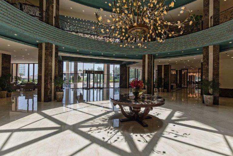 لابی هتل میراژ
