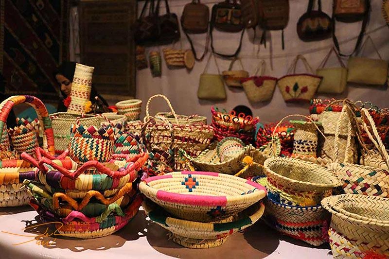 خرید صنایع دستی از کیش