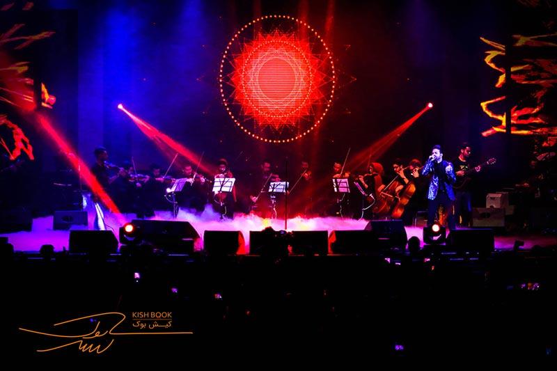 کنسرت رضا بهرام 2 و 3 بهمن 99