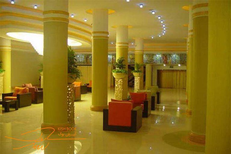 لابی هتل گامبرون