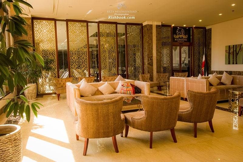 هتل میراژ در کیش