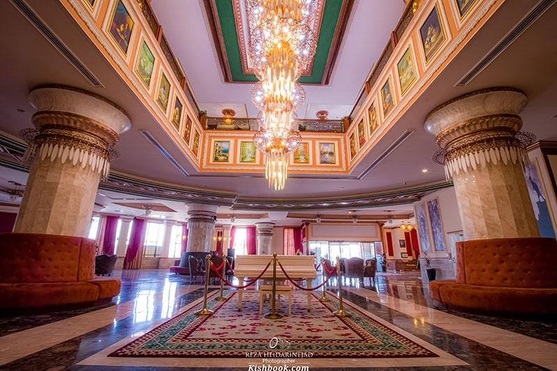 هتل ویدا در کیش