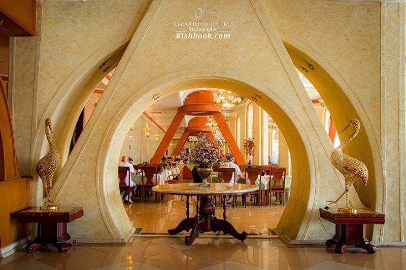 هتل پارمیس در کیش