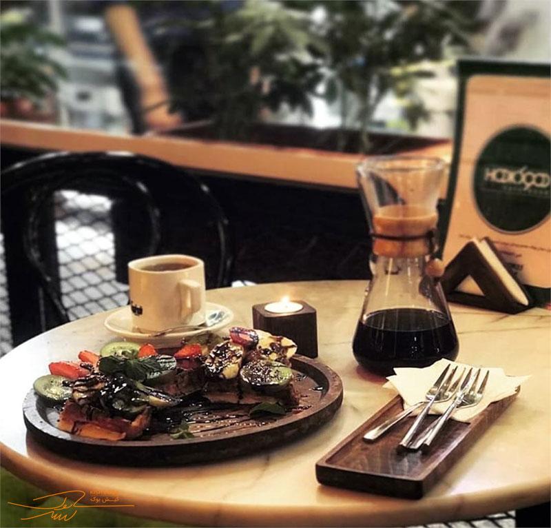 کافه رستوران هوک لانژ