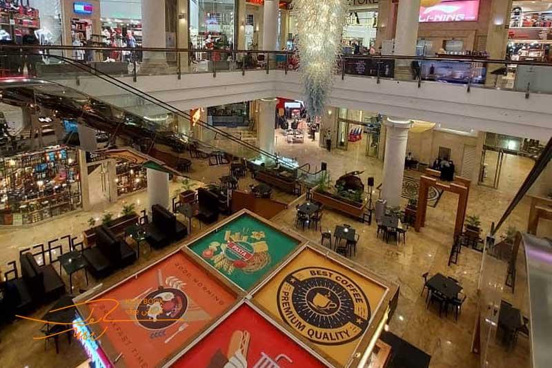 مرکز خرید رویا مال در کیش
