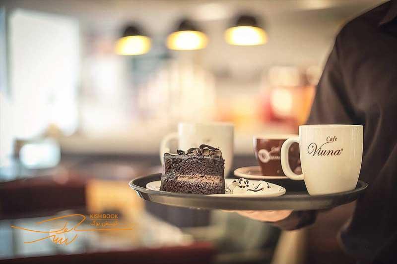 کافه ویونا شعبه کیش