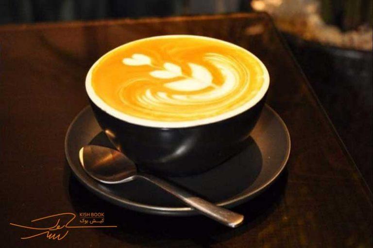 منو کیش کافه