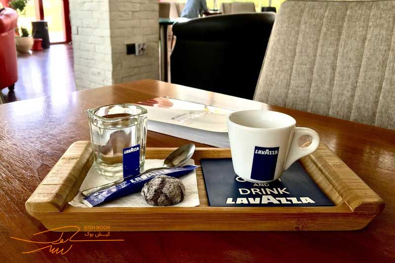 کافه لاواتزا جزیره کیش