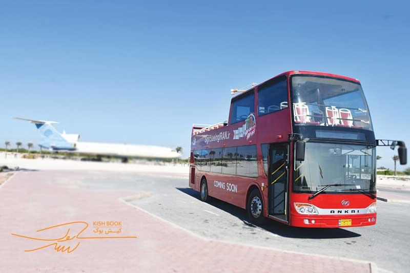 اتوبوس های هاپ آن هاپ آف
